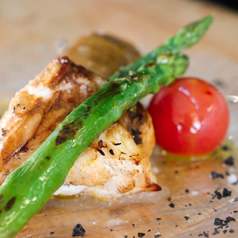 peix amb verdures