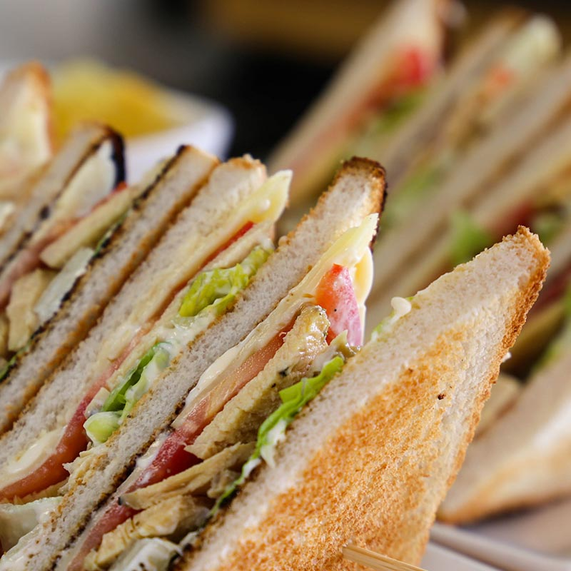 club sandvitx de pollastre